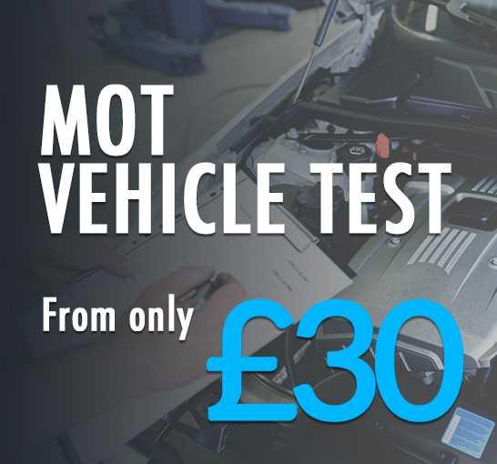 MOT Testing Rotherham