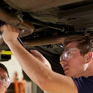Exhaust Repair Ridgways Garage
